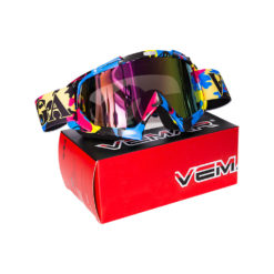 Μάσκα Εντούρο-Cross VEMAR Sport Glasses QL061i