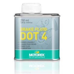 Υγρά Φρένων Motorex - DOT4 250ml - MTXBRAFLU01