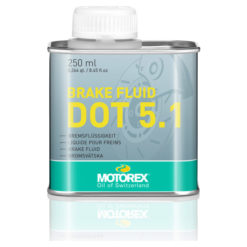 Υγρά Φρένων Motorex - DOT 5.1 250ml - MTXBRAFLU02