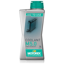 Αντιψυκτικό Motorex Anti-Freeze M5.0 - MTXANTFREE01 1L