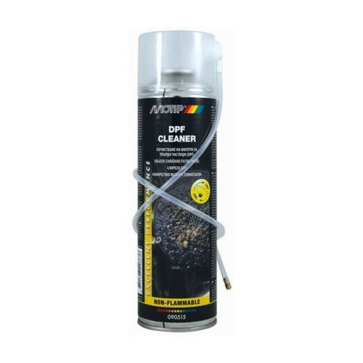 Καθαριστικό Spray Diesel Filter Motip - 090515 500ml