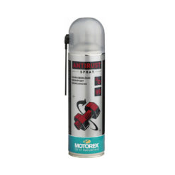 Spray Αντισκουριακό Motorex AntiRust - MTXUNISPR12 500ml