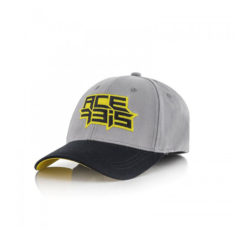 Καπέλο Acerbis Γκρι Small/Medium Jet Sam Light Grey - ACE000CAP01